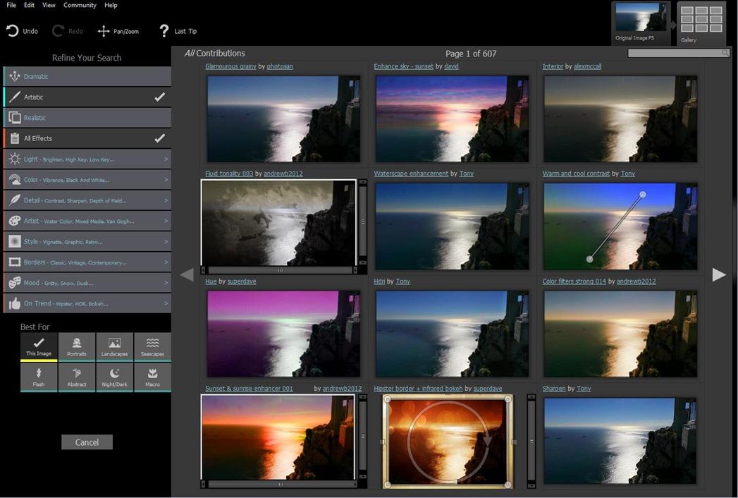Smart Photo Editor[11]