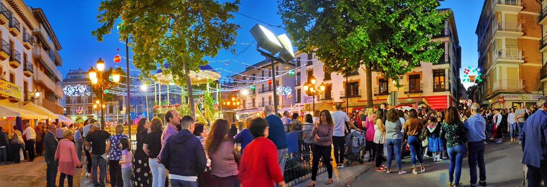 Festival in Huescar